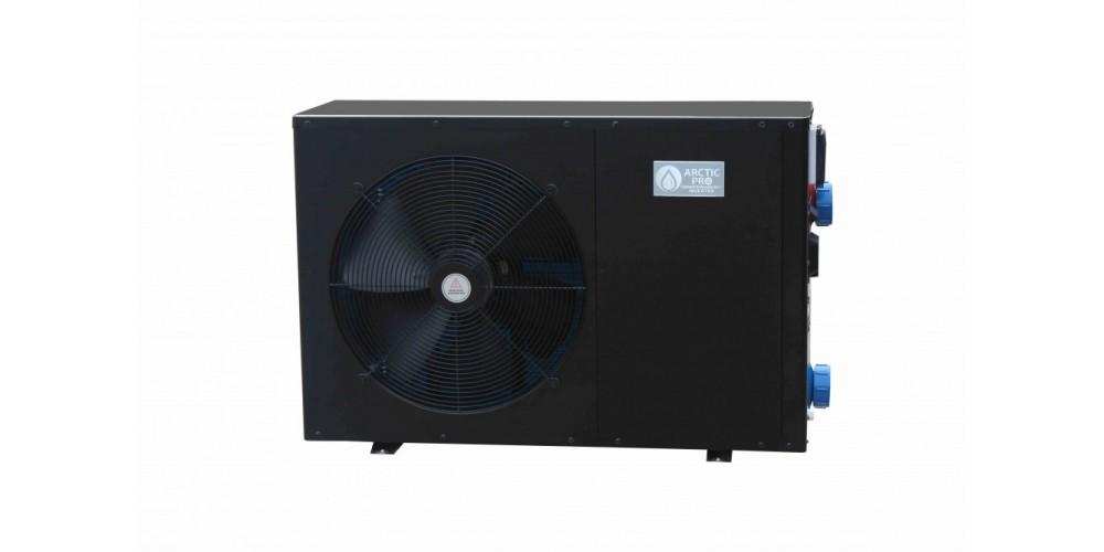 11.7kW ArcticPro Inverter Eco Varmepumpe. Nyhet! ABS-kabinet