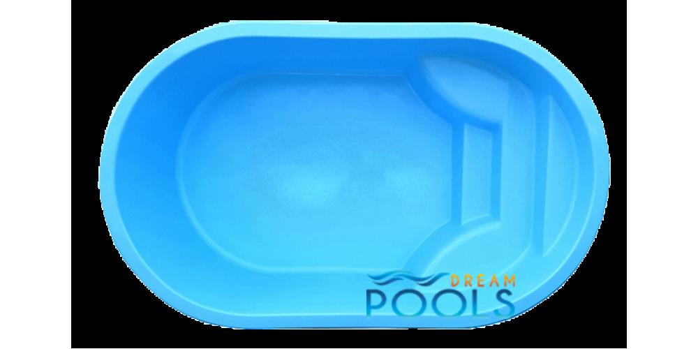 Svømmebasseng  Nino  340x210x100