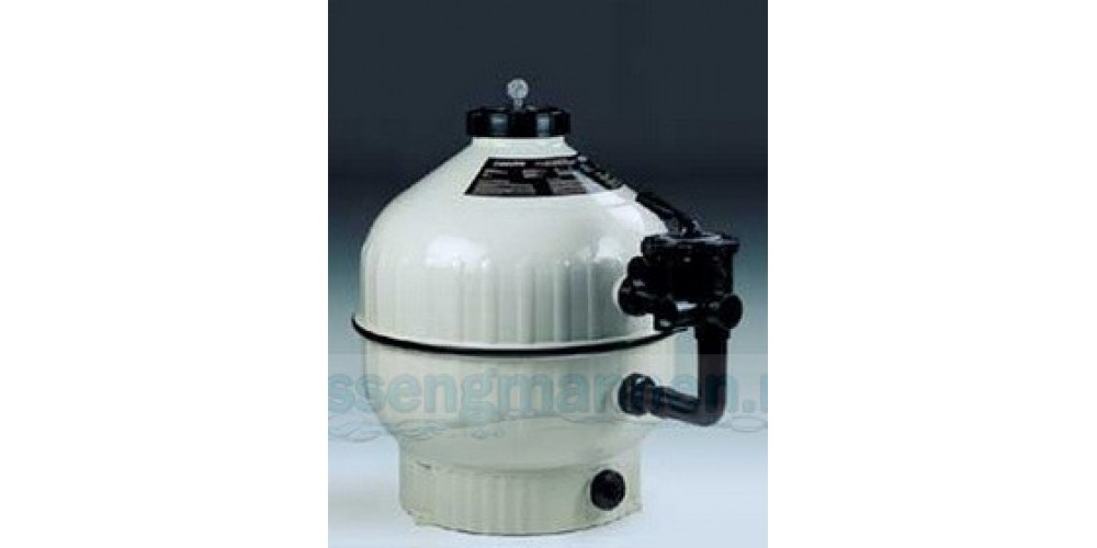 Astral Cantabric sandfilter 21m3/t SIDE